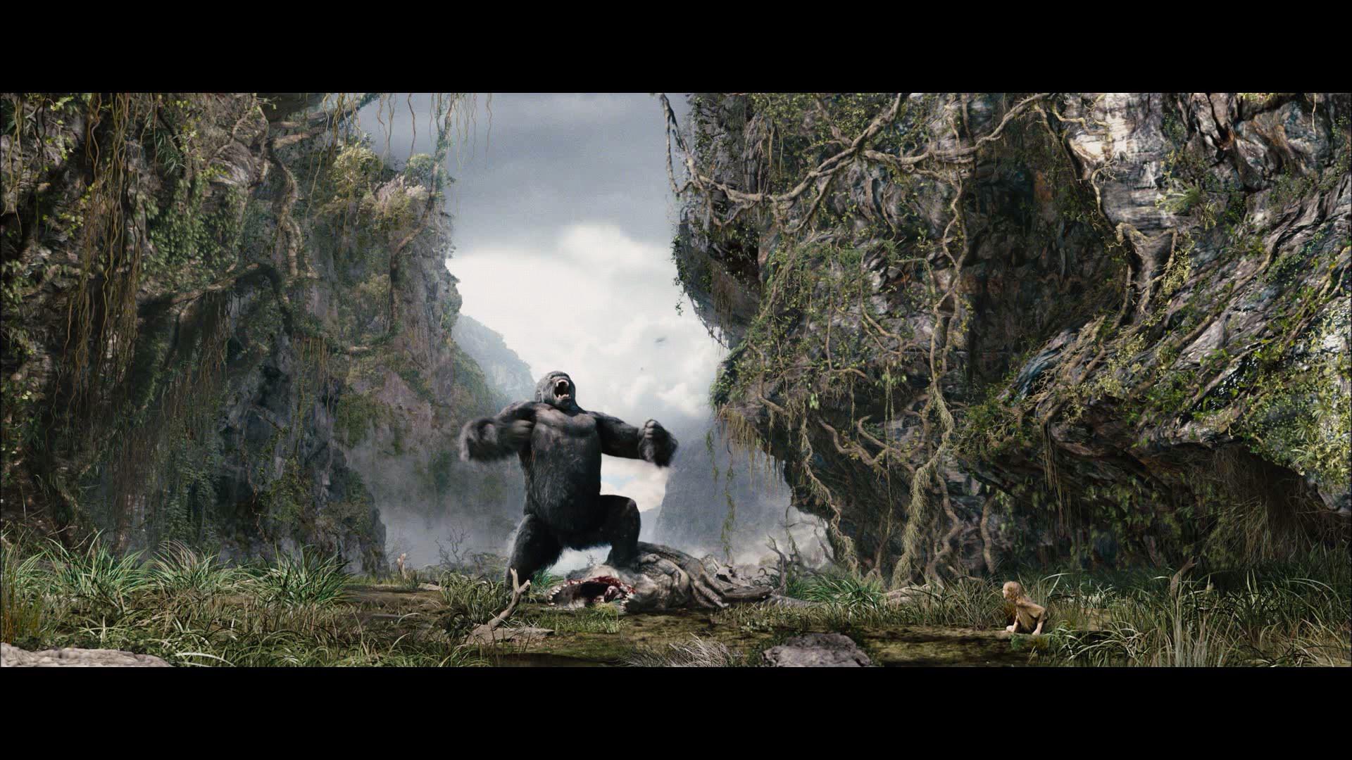 Oldboy Kong Skull Island